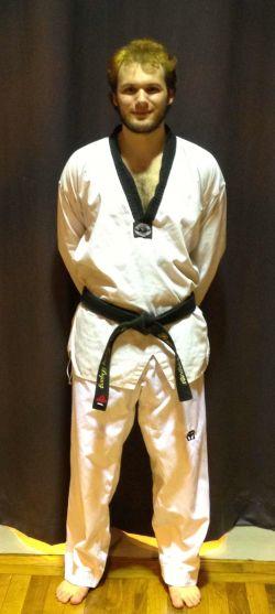Valentin DIF taekwondo